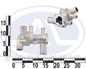 Термостат ВАЗ 2110, ВАЗ 2111, ВАЗ 2112, 2114, ВАЗ 2115  инжекторный (6 вых.)
