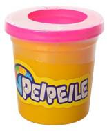 Тесто для лепки 3167Р (128шт) розовый, баночка с крышкой, 1ящик - 1цвет, аром, 7-6,5-6,5см