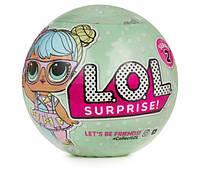 Игровой набор с куклой L.O.L. S2 Невероятный сюрприз (65 видов в ассортименте)