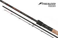 Фидерное удилище Shimano Fireblood Medium 3.65m 90g, фото 1