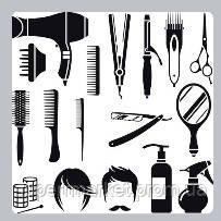 Приборы для стрижек укладки бритья, все для парихмахера
