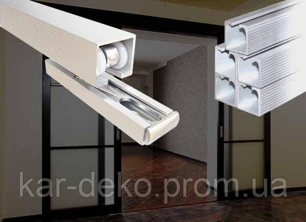 фото Направляющие для раздвижных дверей kar-deko.com