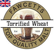Torrefied Wheat (Thomas Fawcett & Sons) - 0.25кг