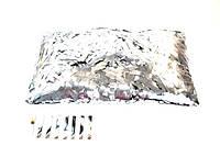 Конфетти тонкие полоски серебро. Вес:50гр., фото 1