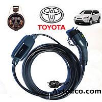 Зарядное устройство для электромобиля Toyota RAV4 EV Duosida J1772-16A, фото 1