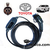 Зарядное устройство для электромобиля Toyota RAV4 EV Duosida J1772-16A