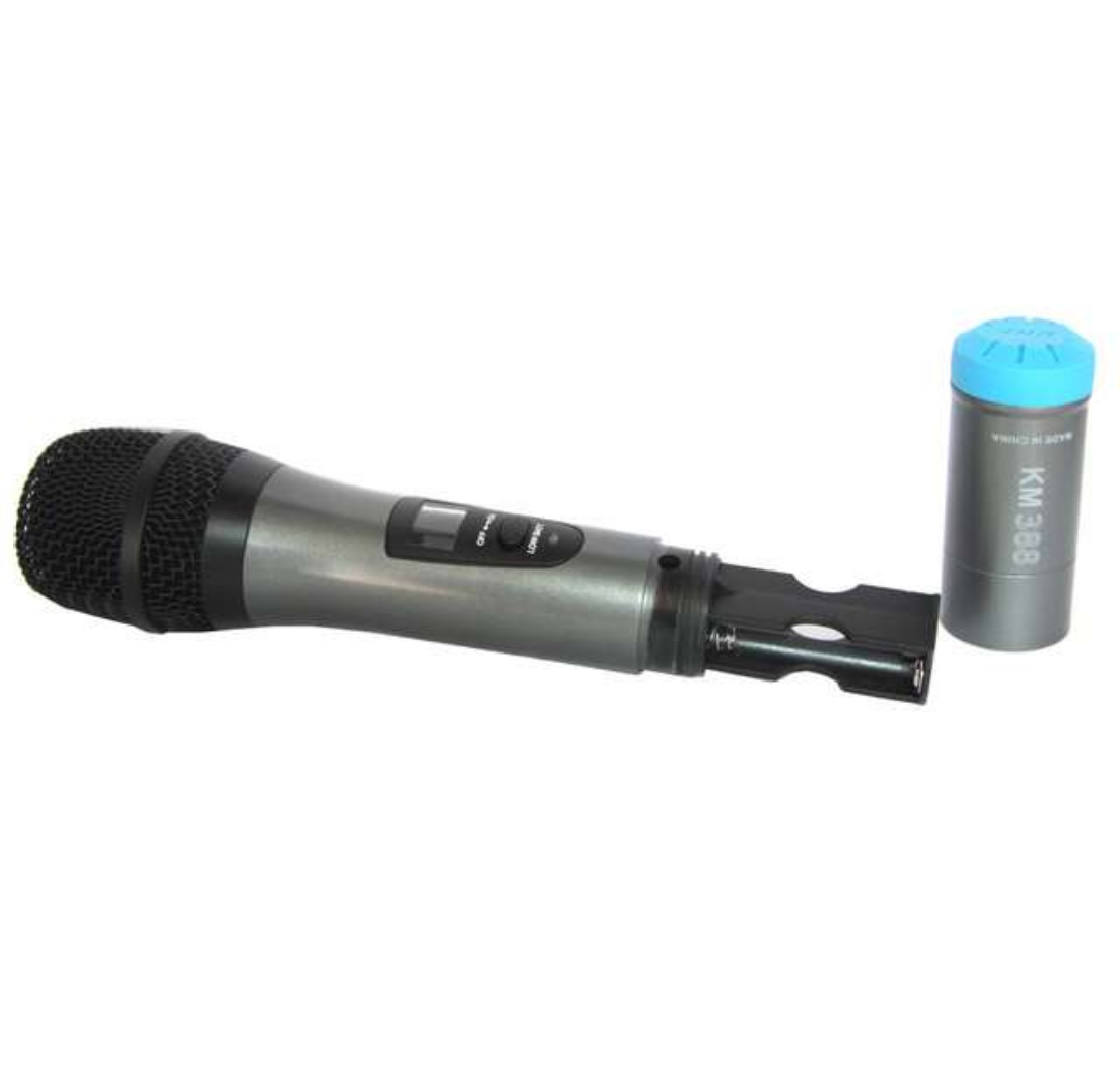 Радиосистема AKG KM388 база 2 радиомикрофона