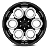 BLACK RHINO MAGNUS Matte Black with Machined Face and Milled Window, фото 2