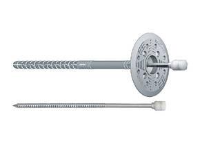 Дюбеля фасадні для мінвати Wkret-met LFM з металевим цвяхом та подовженим розпором Вкрет мет