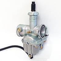 Карбюратор Viper-125, 150cc CB,CG (PZ26) Sonic ручной дроссель