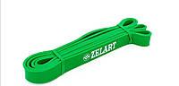 Резиновая лента Зелёная zelart