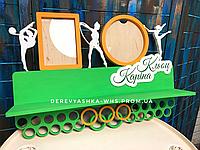 Медальница гимнастика 60 см