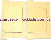 Набор панелей теплоиз.камеры сгорания в сборе 4 шт(фир.уп, Италия) Ariston Clas, Genus, арт.65105029, к.с.0993