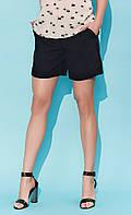Шорты женские Polly Zaps черного цвета, коллекция весна-лето 2018