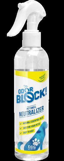 Эликс ODOR BLOCK & fresh 300 мл DOG (нейтрализатор - спрей ПЁС)
