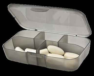 Buchsteiner таблетница-контейнер PillMaster Klickboxes
