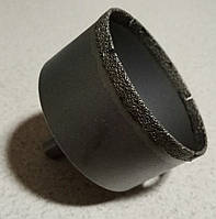 Алмазное сверло под розетки, по плитке, керамограниту под дрель СAK Hard Ceramic 65x2/5x31x29/10