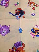 Детский комплект в кроватку Смешарики 1, фото 1