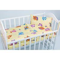Детский комплект в кроватку Смешарики, фото 1