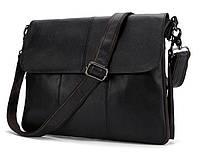 Мужская сумка из натуральной кожи через плечо, BX8007A