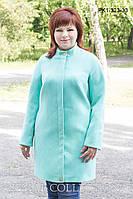Пальто кашемировое ПК1-323 (р.44-54), фото 1