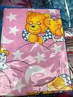 Детский комплект в кроватку Малыш Мишка
