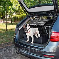 Автомобильная переноска для собак Atlas Vision Medium Ferplast, 82*51*61см, фото 4