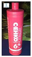 Окислювач, Peroxan C:EHKO проявник пероксан цеко з маслом жожоба jojoba oil 6% 1000мл 1л