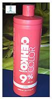 Окислювач, Peroxan C:EHKO проявник пероксан цеко з маслом жожоба jojoba oil 9% 1000мл 1л