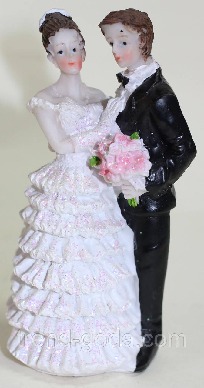 Статуэтка керамическая, жених и невеста
