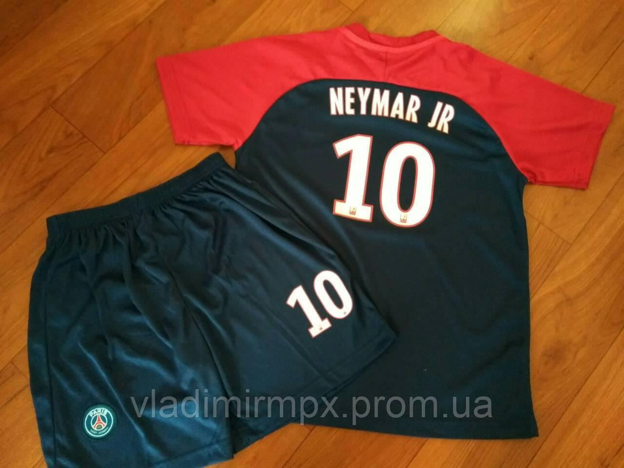 Футбольная форма для детей Неймар ПСЖ NEYMAR - интернет - магазин все для  футбола в Хмельницком 732be60fbcc
