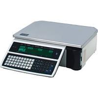 Торговые весы с чекопечатью Digi SM 100 B Plus до 15 кг