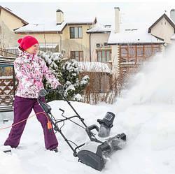 Снегоочистители