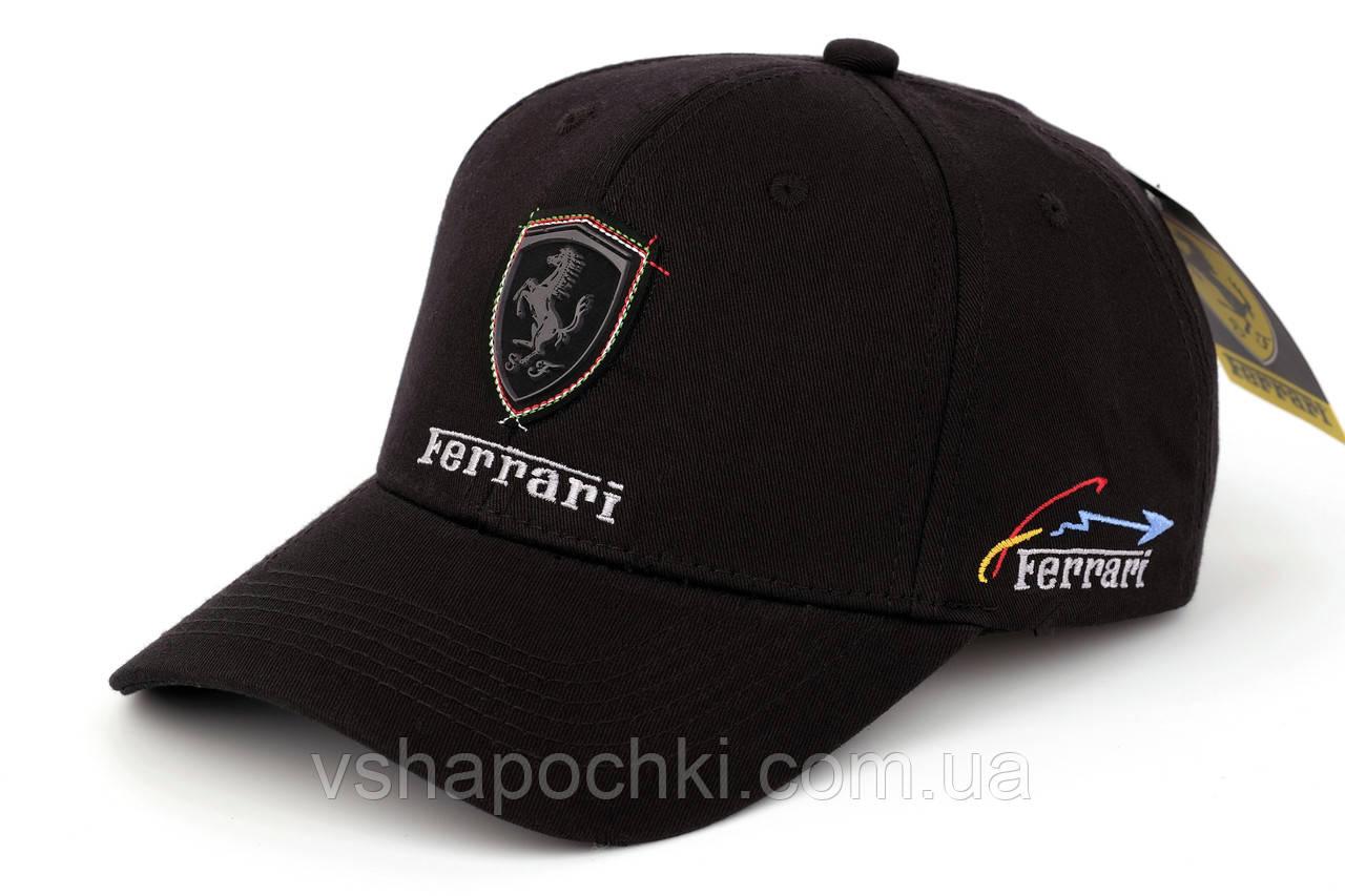 Кепка с автомобильным логотипом Ferrari - Интернет - магазин
