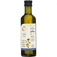 Льняное масло сыродавленное, 250 мл, фото 1