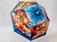 """Зонтик для мальчика """"Тачки"""" № 808 Mario"""