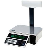 Торговые весы Digi SM 100 P Plus до 6 кг с чекопечатью