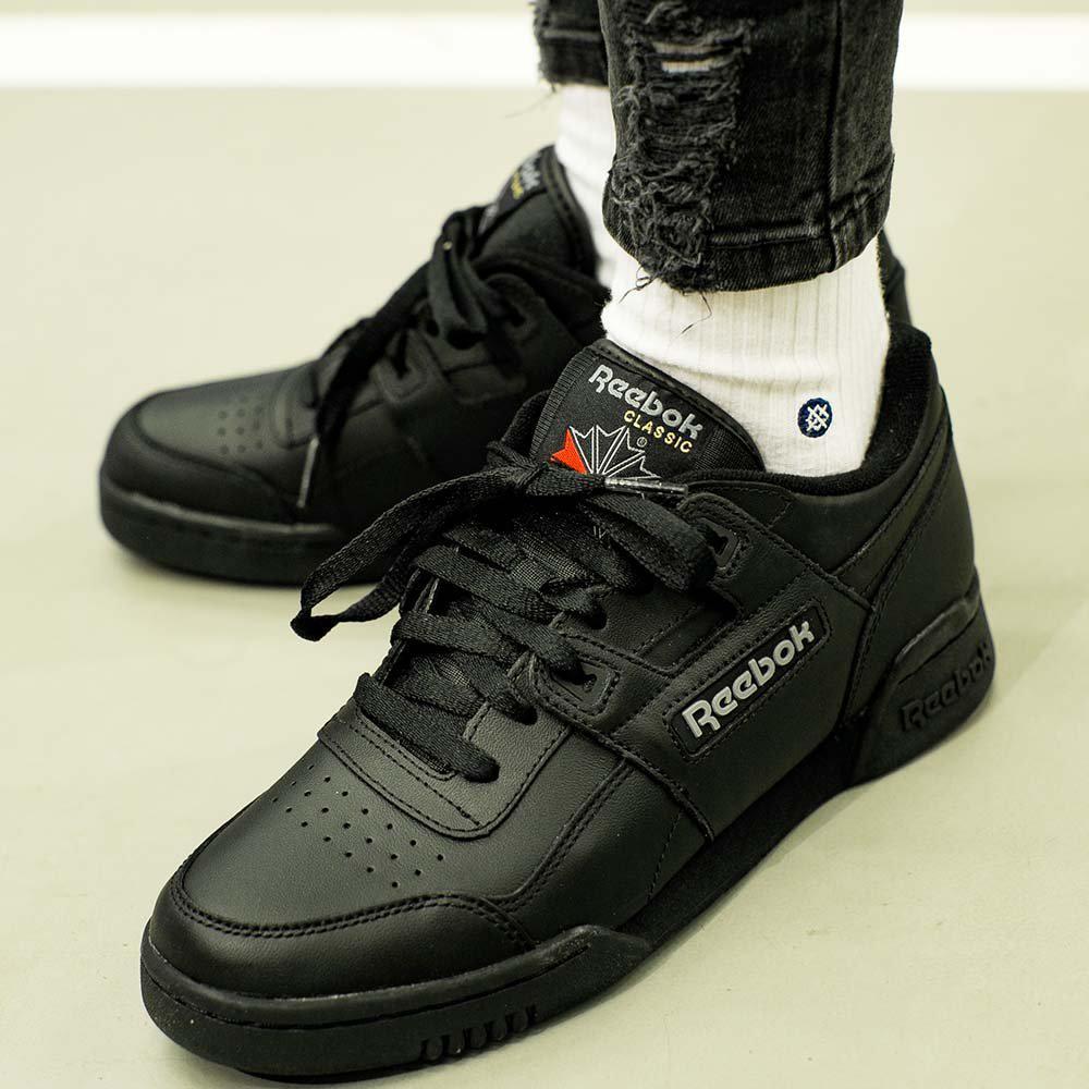 Оригинальные мужские кроссовки Reebok Classic Workout Plus