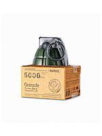 Повербанк power bank Remax Grenade RPL-28 5000mAh \ Olive, фото 1