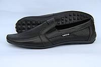 Мужские туфли из натуральной кожи большого размера БФ LEVIS ПФ