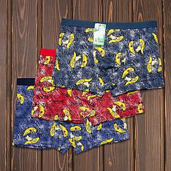 Мужские трусы-шорты с приколами Банан Sweet Dream A024tr