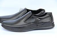 Мужские туфли из натуральной кожи Matador 02