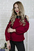 Женская блузка креп