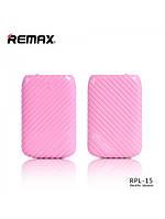 Повербанк power bank Remax Pineapple RPL-15 8000mAh \ Pink, фото 1