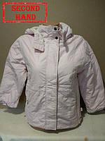Куртка на девочку 7-8лет. Весна, осень;