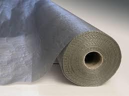 Пароізоляційна плівка сіра, не армована 75м.кв., 50м.п. BudmonsteR
