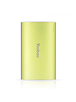 Повербанк power bank Yoobao Magic wand YB6013Pro 10200mAh \ Green