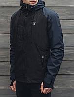 Куртка мужская Staff Elies navy and black