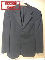 Пиджак мужской 48/L. Внесезонная;
