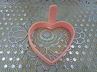 Форма силикон д/яичницы Сердце